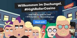 Das Highroller Casino