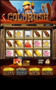 Der Gold Rush Slot von Pragmatic Play