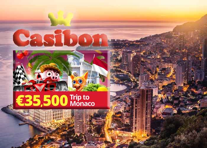 Monaco Rush im Casibon Casino